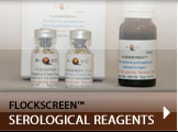 flockscreen serological reagents